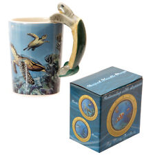 Fantasy Tasse Schildkröte Kaffeetasse Kaffeebecher Becher Mug Teetasse Turtle
