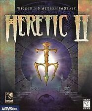 Heretic II (PC, 1998) English, Brand New Sealed, Free 3 Day Shipping, New