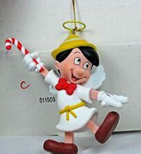 Grolier Pinocchio as an Angel Disney Ornament Christmas RARE DCA Candy Candy HTF