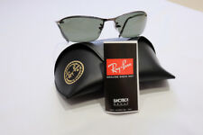 Ray-Ban Men's Polarized Sunglasses RB3183 004/9A 63 Gunmetal with case