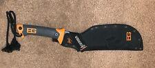 "Bear Grylls knife 9-11/32"" Long Blade, High Carbon Steel, Parang Machete"