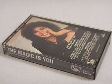 Shirley Bassey : The Magic Is You - Cassette 1978