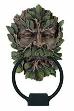 Greenman Door Knocker by Julie Fain