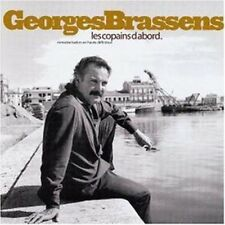 Georges Brassens - Les Copains D'abord [New CD]