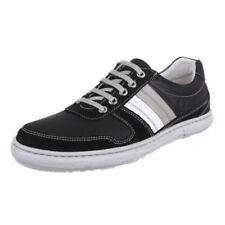 Herren-Sneaker aus Echtleder in EUR Größe