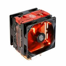 Cooler Master Hyper 212 LED CPU Air Cooler (Red)