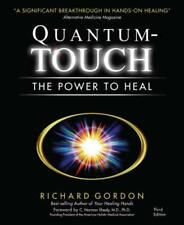Quantum Touch: The Power to Heal by Richard Gordon Paperback Book 9781556435