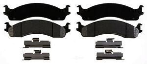 Disc Brake Pad Set fits 1995-2007 Ford E-350 Super Duty E-350 Econoline Club Wag