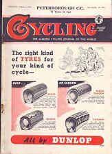 Vintage Cycling Magazine 3rd August 1949 Peterborough C.C. (BB 2)