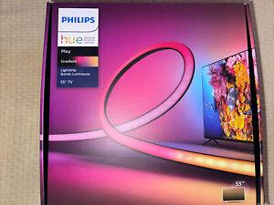 "Philips Hue Play 560409 55"" Gradient Smart Lighting Smart Strip Light"