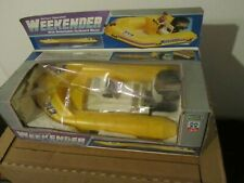 Playwell 1986 Weekender Boat, battery operated