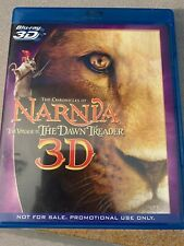 New ListingThe Chronicles of Narnia: The Voyage of the Dawn Treader 3D Blu-ray Used
