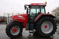 McCormick Tractor Workshop Manuals MTX Series