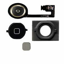 iPhone Black 4s Internal Home Menu Button Flex Cable Circuit Replacement Black