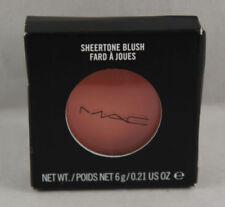 M·A·C Pressed Powder Peach Shade Blushers