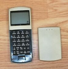 Global (1259760) Travel Calculator World Alarm Clock w/ Metal Case *Read*