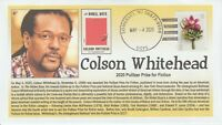 6° Cachets Pulitzer Prize 2020 Fiction Colson Whitehead Nickel Boys