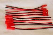 5 paires de connecteurs JST pour bateau ou de tout contrôle radio jouet