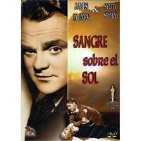 Sangre sobre el Sol (Blood on the Sun) (James Cagney DVD Nuevo)