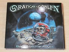 Orange Goblin/Back from the Abyss/2014 CD Album