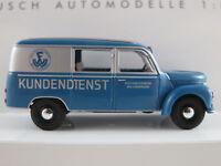 """Busch 51288 Barkas V901/2 Halbbus (1957) """"VEB Waltershausen"""" 1:87/H0 NEU/OVP"""