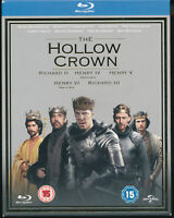 EBOND The Hollow Crown series 1 and 2 UK Edition BLU-RAY D326001