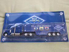 Blue Diamond-ADVERTISING-Truck Food Candy Sweets Truck Model New OVP