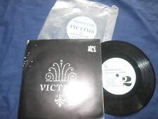 Culture Club – Victims VIRGIN Records VS 641 UK Vinyl 7inch Single + Poster