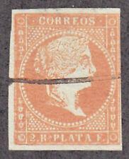 Spain - 1855 - SC 39 - Used