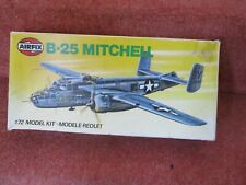 Airfix B25 Mitchell 1/72 - Bagged but open  - looks good