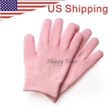 Hand Moisturize Repair Whiten Skin Treatment Collagen Gel Spa Gloves (1 Pair)