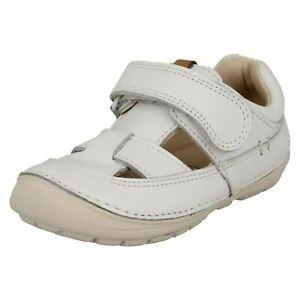 Niña Clarks Informal Primeros Zapatos Softly Pradera