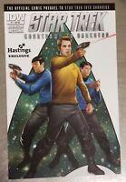 Star Trek Countdown to Darkness #1 RE Hastings Variant Comic Book NM IDW J&R