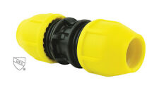 Home-Flex  Underground  1/2 in. IPS   x 1/2 in. Dia. Compression  Poly  Coupling