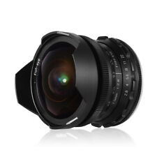 7.5mm F2.8 Manual Focus Fisheye Lens Ultra Wide Angle Large Aperture for Sony