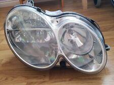 Mercedes Benz CLK W209 O/S halogen Headlight ( Drivers side ) 2003 to 2009