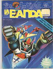 fumetto LA BANDA EDIZIONI EDIERRE ANNO 1980 NUMERO 26