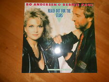 BO ANDERSEN & BERNIE PAUL - REACH OUT FOR THE STARS! 1st 1988 NM COLLECTORS