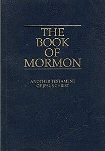 The Book of Mormon, Another Testament of Jesus Christ, The Hand of Mormon, Used;