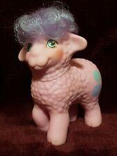 Amico My Little Pony Pecora Rosa HASBRO CHINA 1984? 1986? 1988? Wooly Lamb