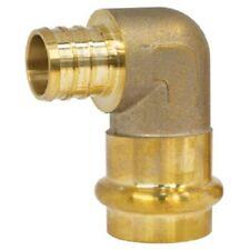 Lot Of 15 34 Propress X Pex 90 Elbow Crimp Pex X Copper Press Ell 34