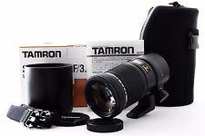 Tamron SP B01 180mm F3.5 LD SP Di IF AF Lens For Canon W/Box ''Near Mint'' [890]