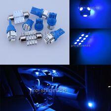 Map Dome Blub Interior Light Package 16X Blue Kit For 13-2016 Honda Accord PZ