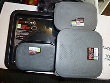 Preston Innovations Offbox  SMALL Side Tray AND X3 BAIT BOXES