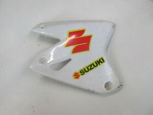 Suzuki DR-Z 400 S WVBC 04 Verkleidung rechts Tankverkleidung Seitenverkleidung