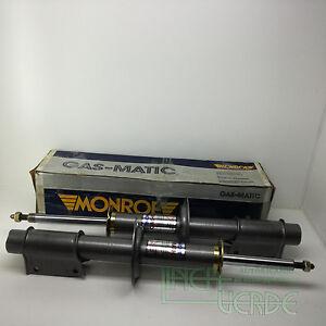COPPIA AMMORTIZZATORI ANTERIORI GAS FIAT 131 MONROE 16013 PER 4434935