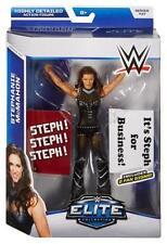 WWE Elite 37 Figura Wrestling Stephanie McMahon MATTEL NUOVO WWF MOC DIVA Steph