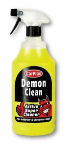 CarPlan CDC101 Demon Clean Interior Exterior 1Litre - Cleaning Care & Protect