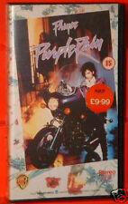 PRINCE - Purple Rain - Il Film - VHS MADE UK SIGILLATA