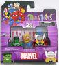 Marvel Minimates s44 The Hulk & Thor figures Diamond 725184